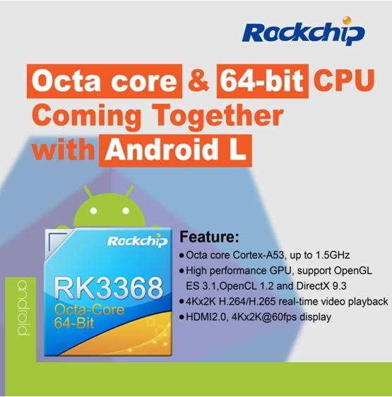 Rockchip-瑞芯微电子有限公司